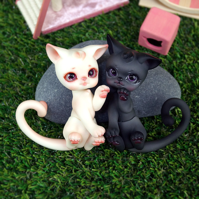 BJD,돌팜(DOLLPAMM),NYAN-KO(Basic)