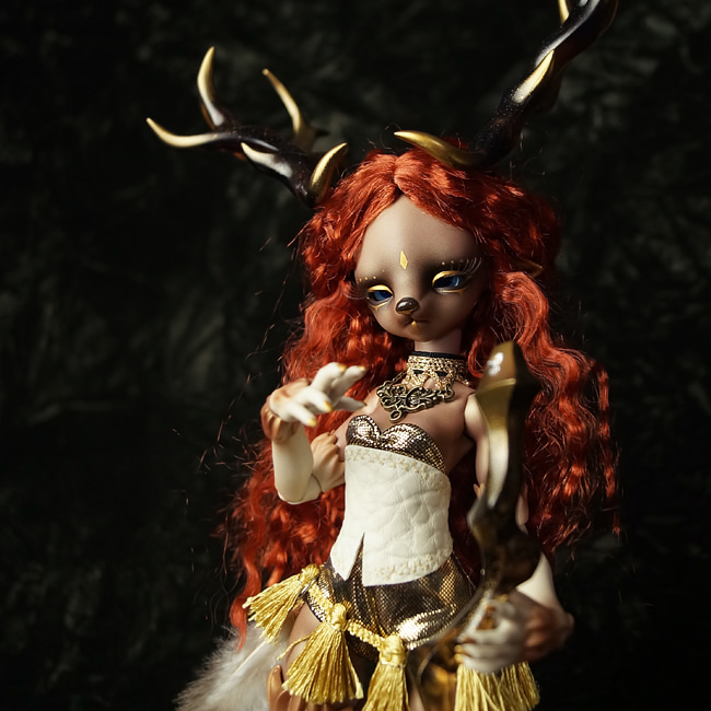 BJD,돌팜(DOLLPAMM),(50Limit) 'Sunset-TIRKA' Special