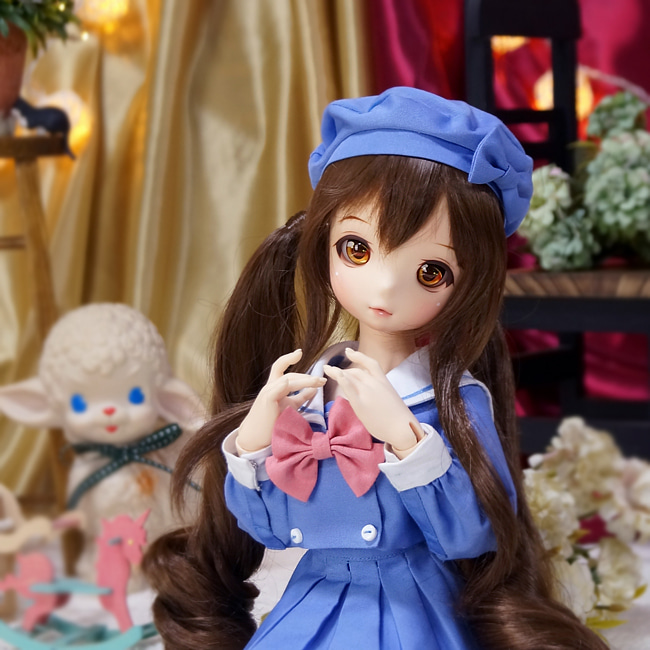 BJD,돌팜(DOLLPAMM),MOE43(Anime)-'HINA'