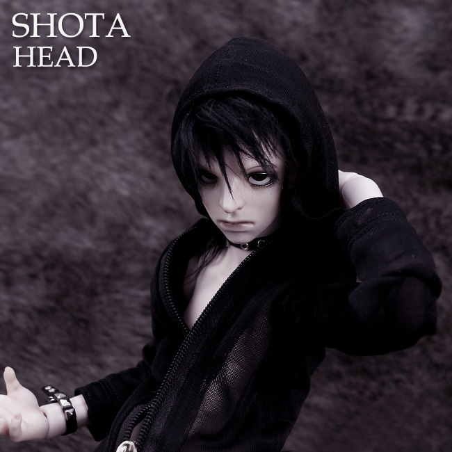 BJD,돌팜(DOLLPAMM),SHOTA 'RICKY' Head