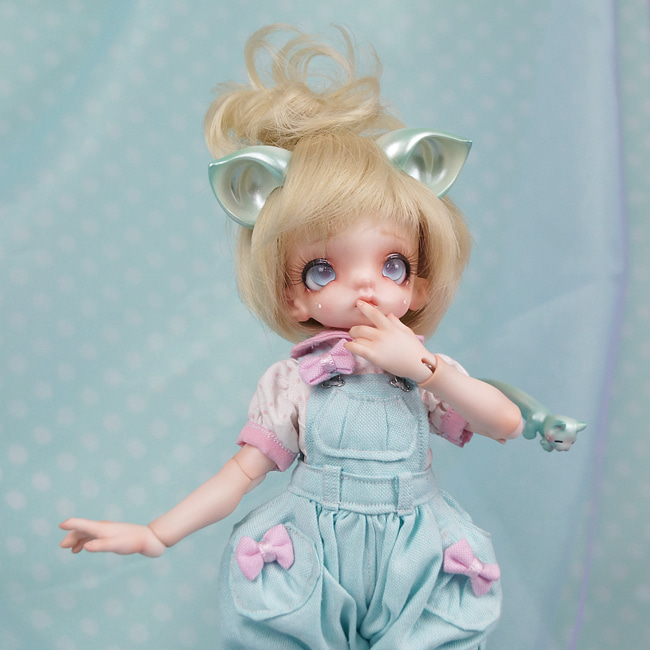 BJD,돌팜(DOLLPAMM),TINY 'CHIKA'(Basic)