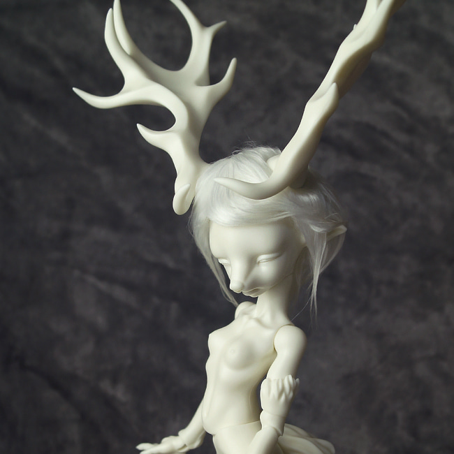 BJD,돌팜(DOLLPAMM),(100Limit)'White TIRKA' (Basic)